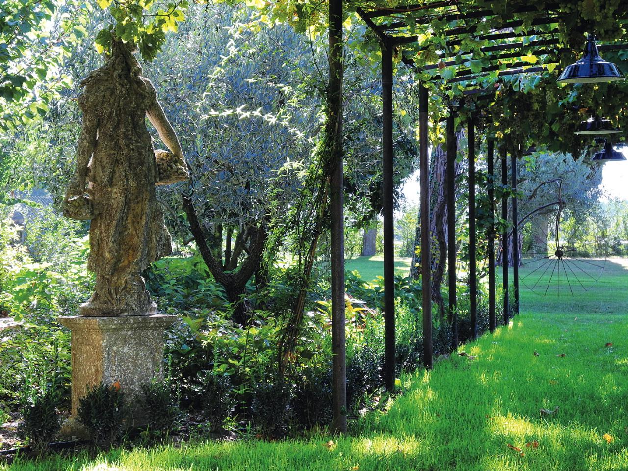 Giardino e fondazione barbanera luoghi italianbotanicaltrips - L orto in giardino ...