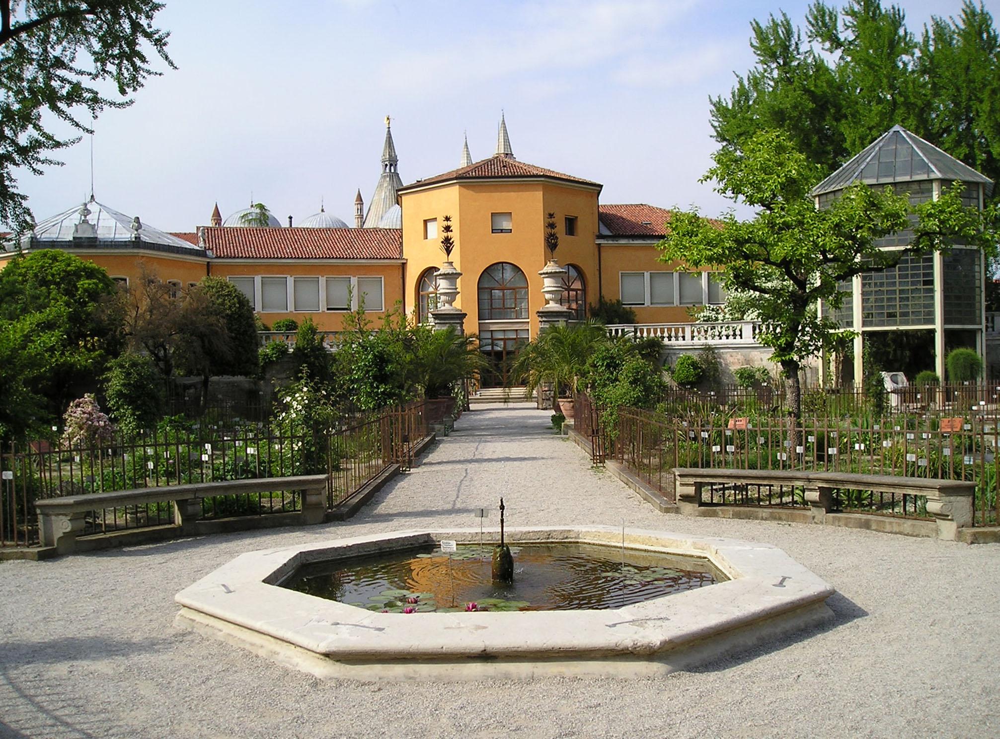 Cover Orto botanico di Perugia