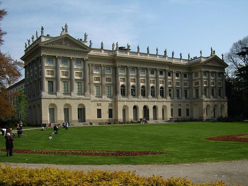 Cover Giardini di Villa Reale di Milano/ Giardino di Villa Belgioso Bonaparte