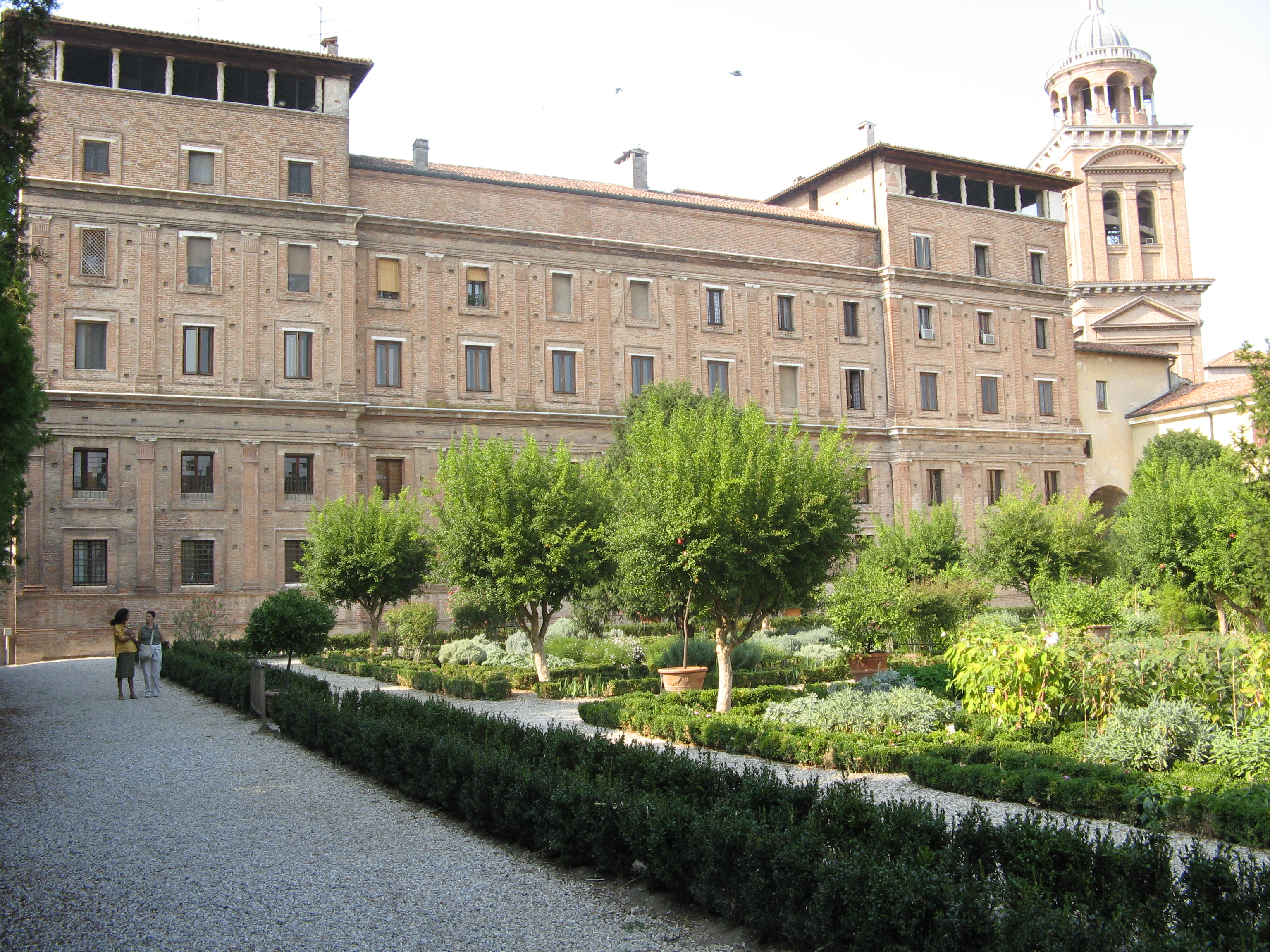 Cover Giardino di Palazzo Ducale