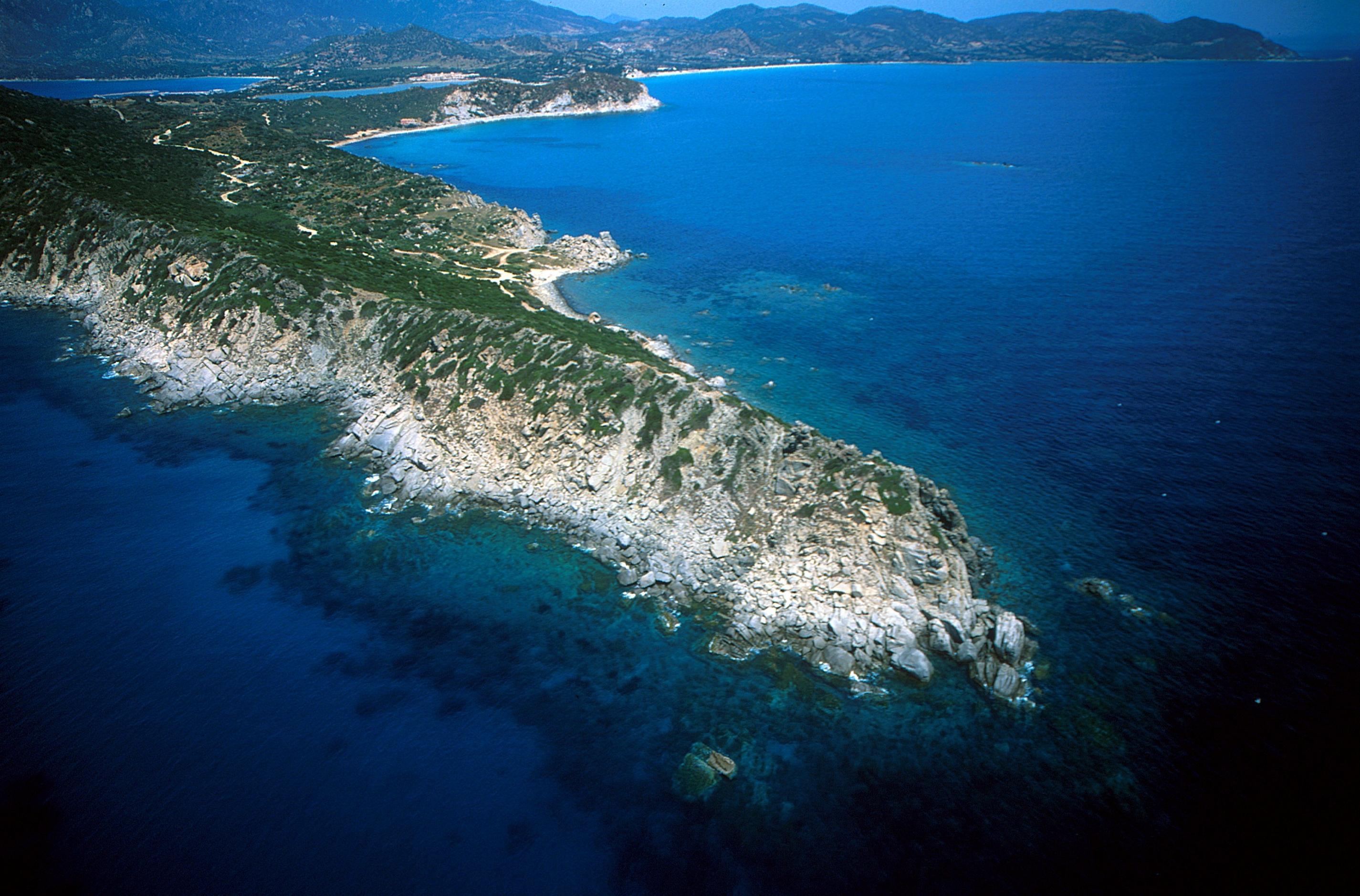 Cover Area Marina Protetta Capo Carbonara – Villasimius