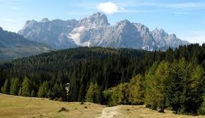 Cover Parco naturale Tre Cime