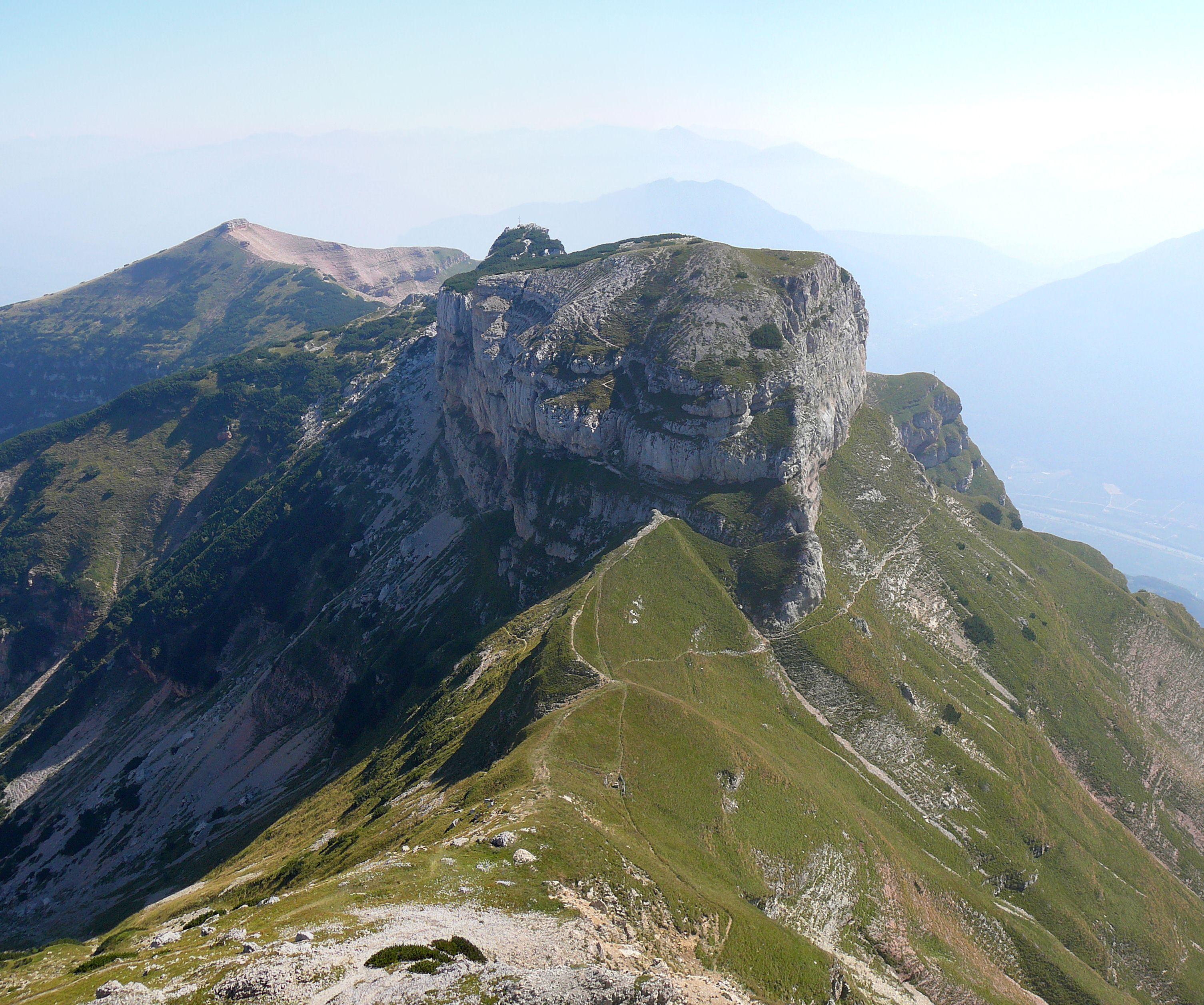 Cover Riserva naturale integrale Tre Cime del Monte Bondone