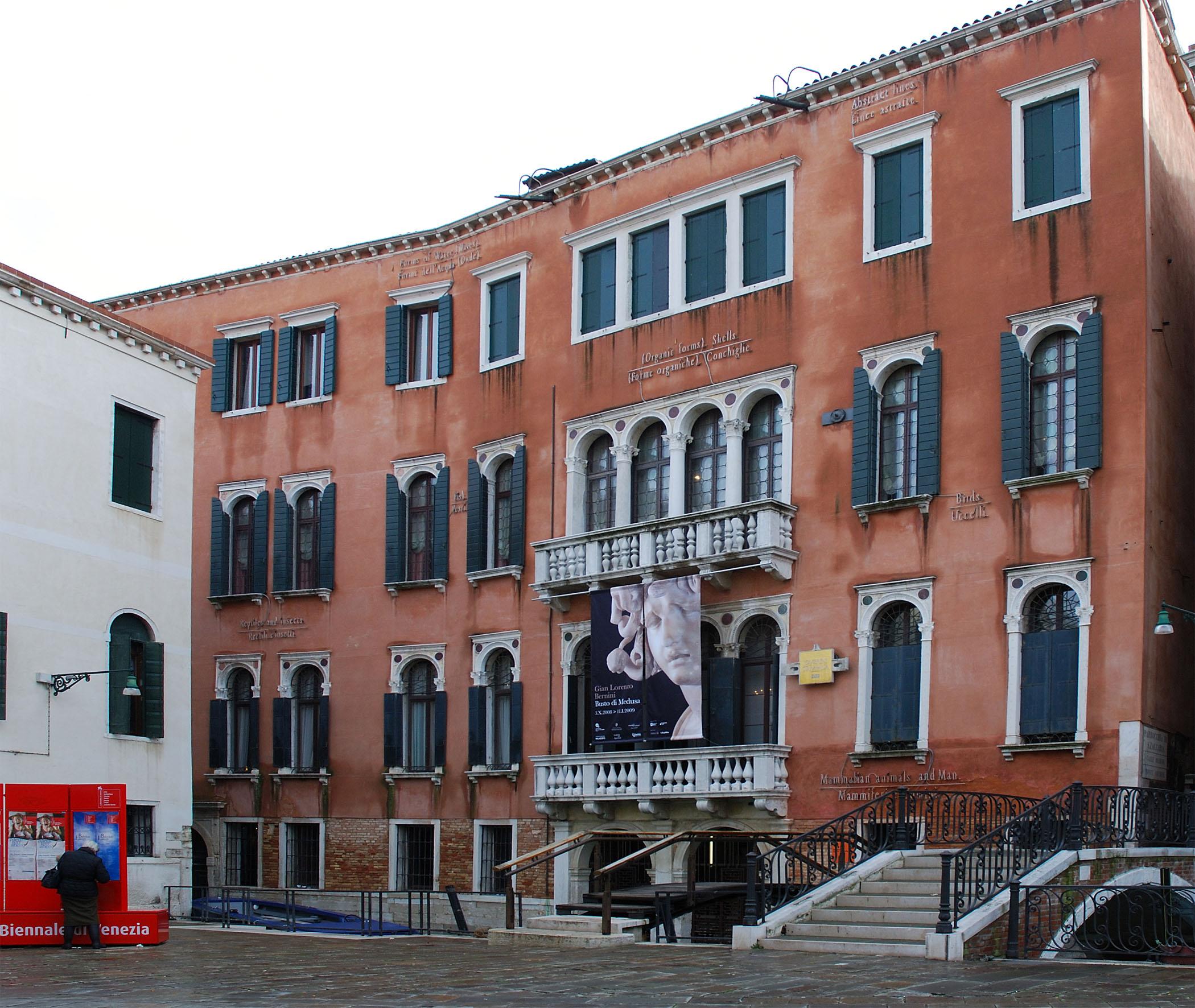 Cover Palazzo Querini Stampalia