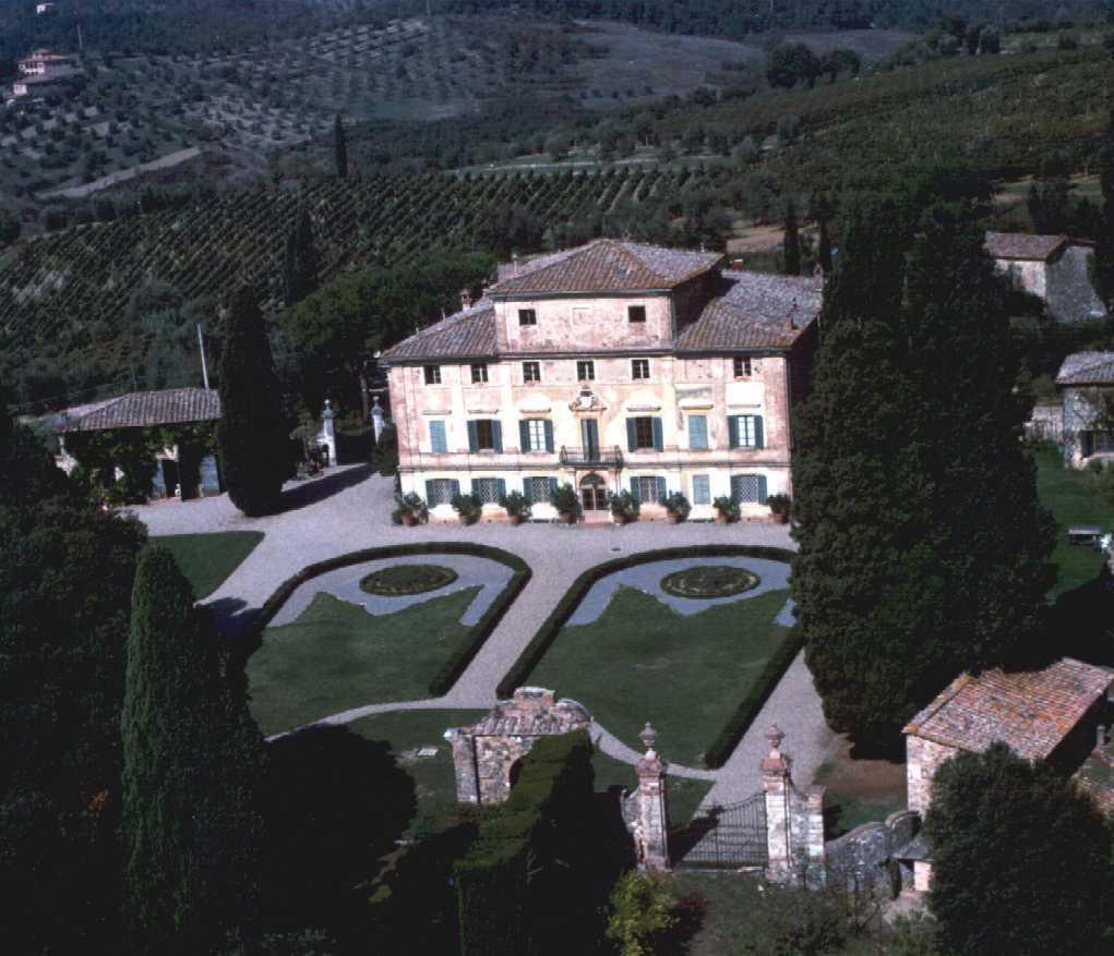 Cover Villa di Geggiano