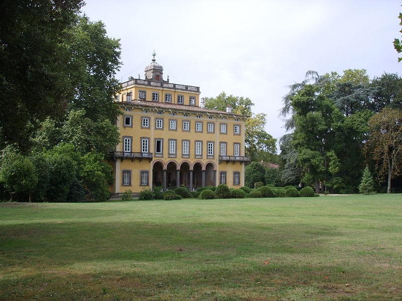 Cover Villa Torrigiani