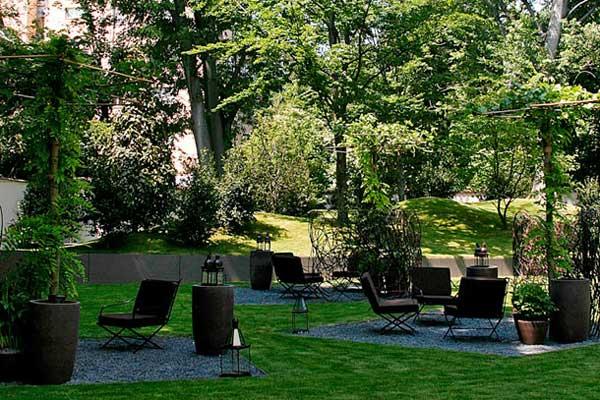 Giardino del bulgari hotel luoghi italian botanical heritage