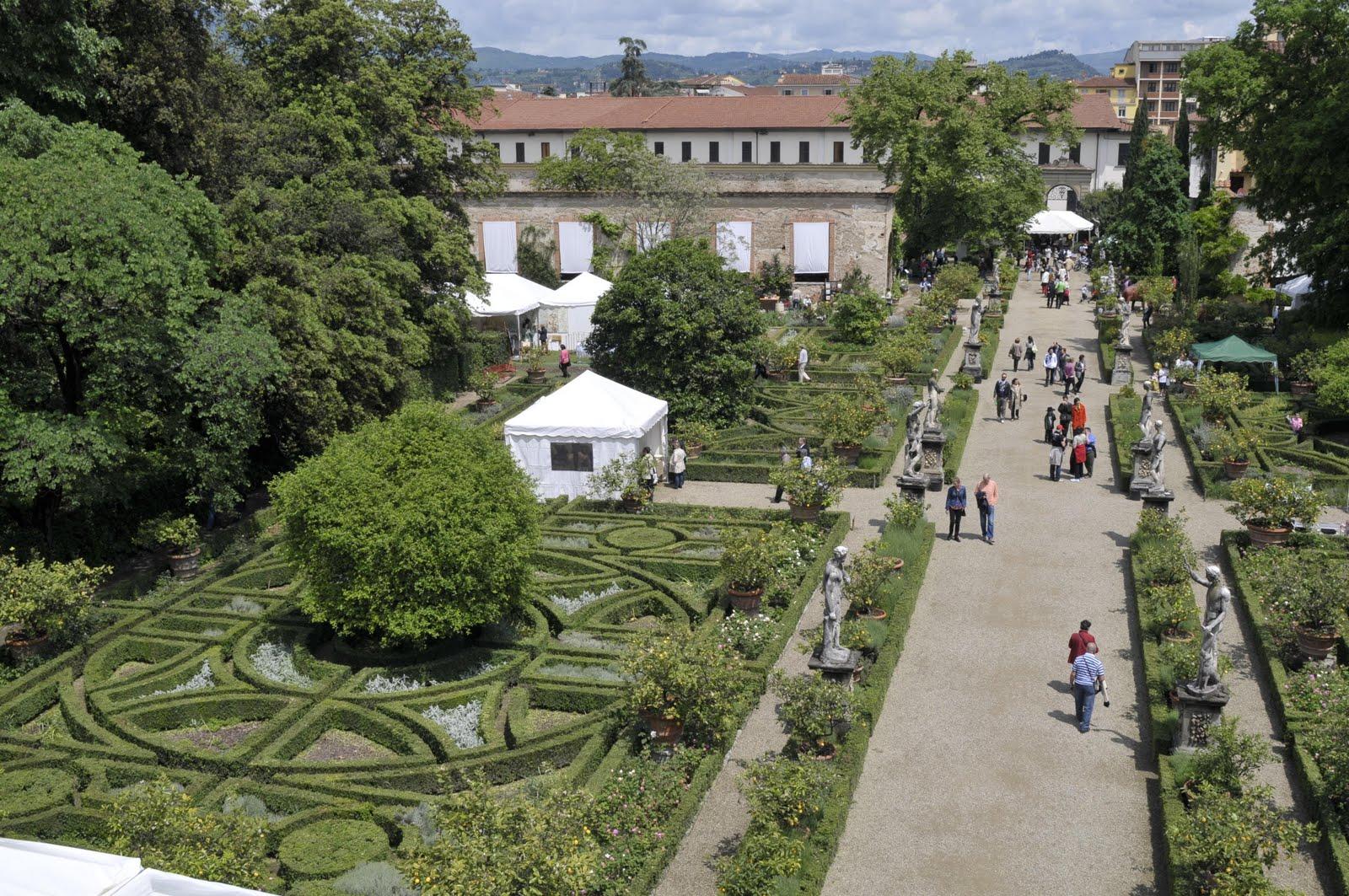 Giardino corsini al prato luoghi italianbotanicaltrips for Giardino firenze