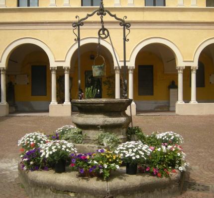 Cover Orto botanico Università di Pavia