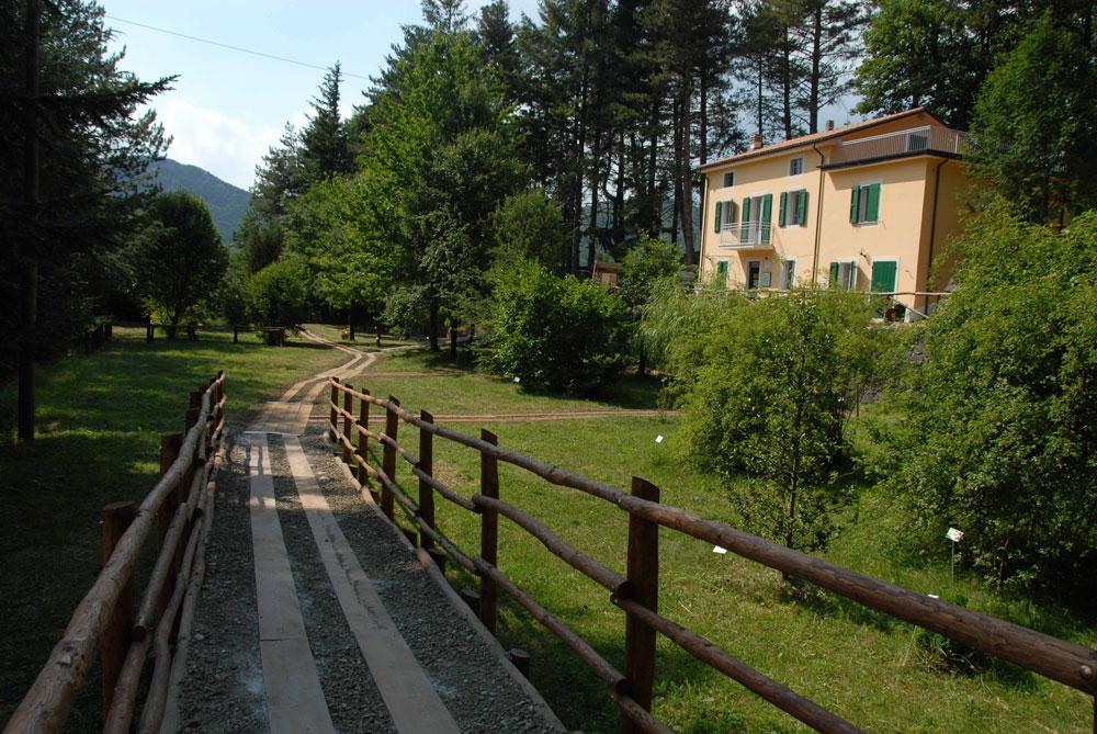 Cover Orto Botanico di Frignoli