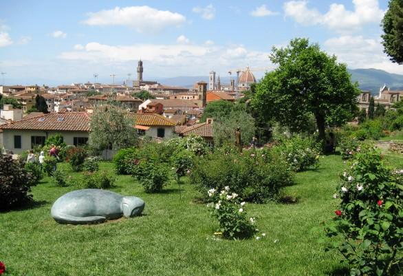 Giardino delle rose luoghi italianbotanicaltrips - Giardino delle rose firenze ...