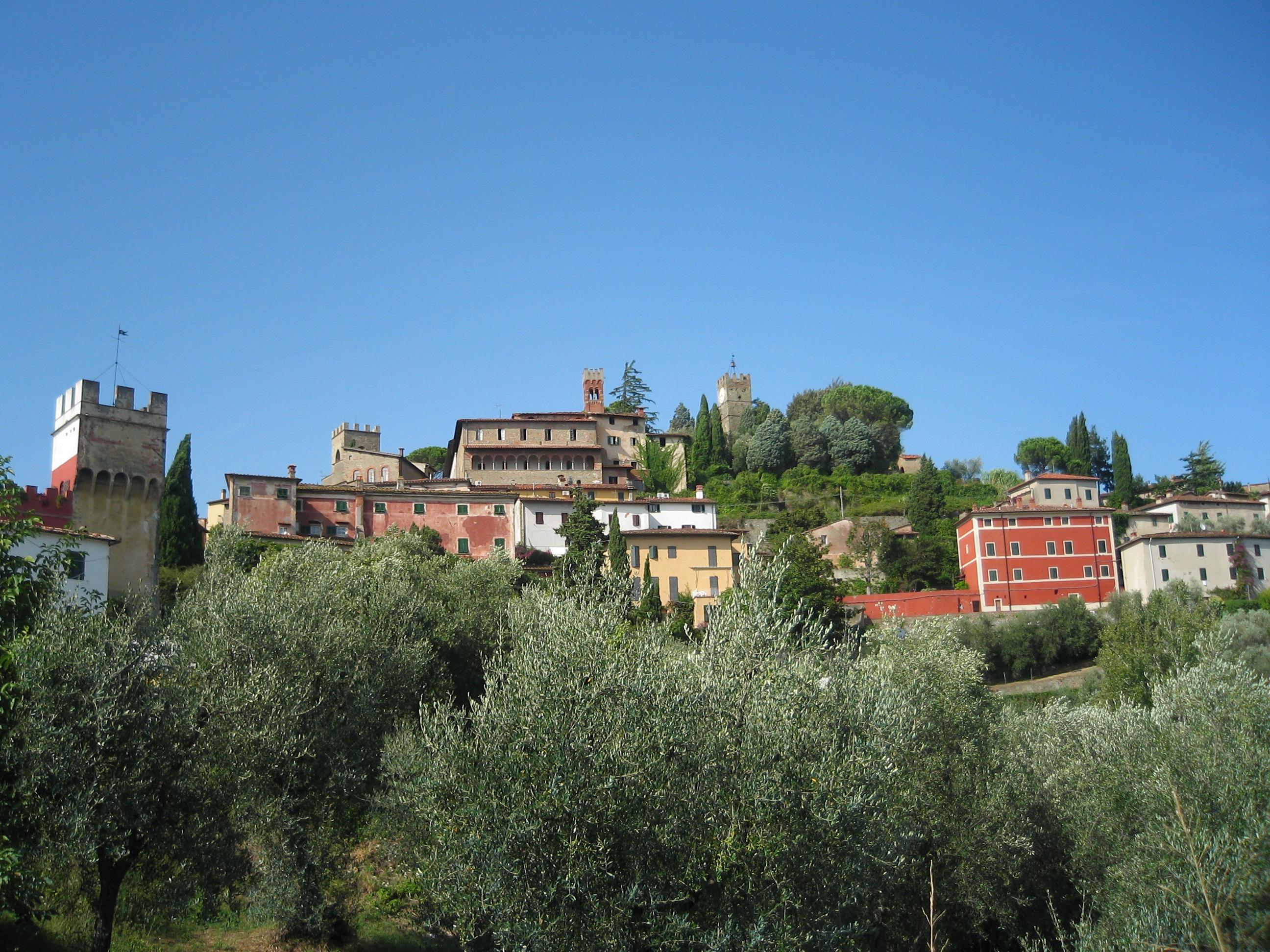 Cover Buggiano Castello