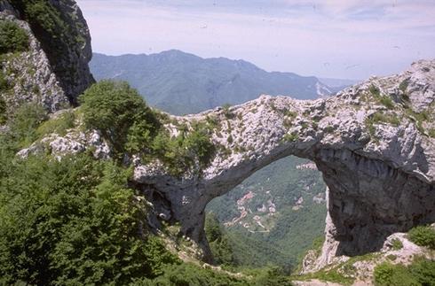 Cover Parco Regionale delle Alpi Apuane