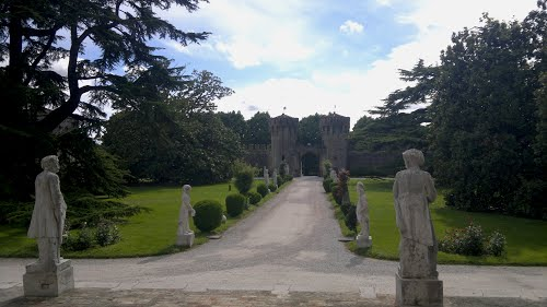 Cover Villa Giustinian – Castello di Roncade