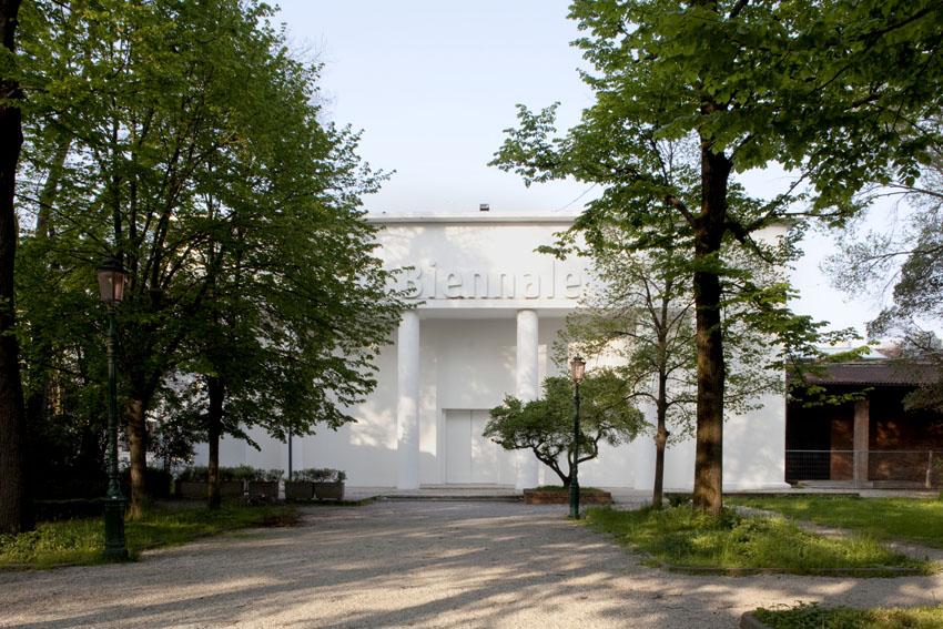 Cover Giardini della Biennale
