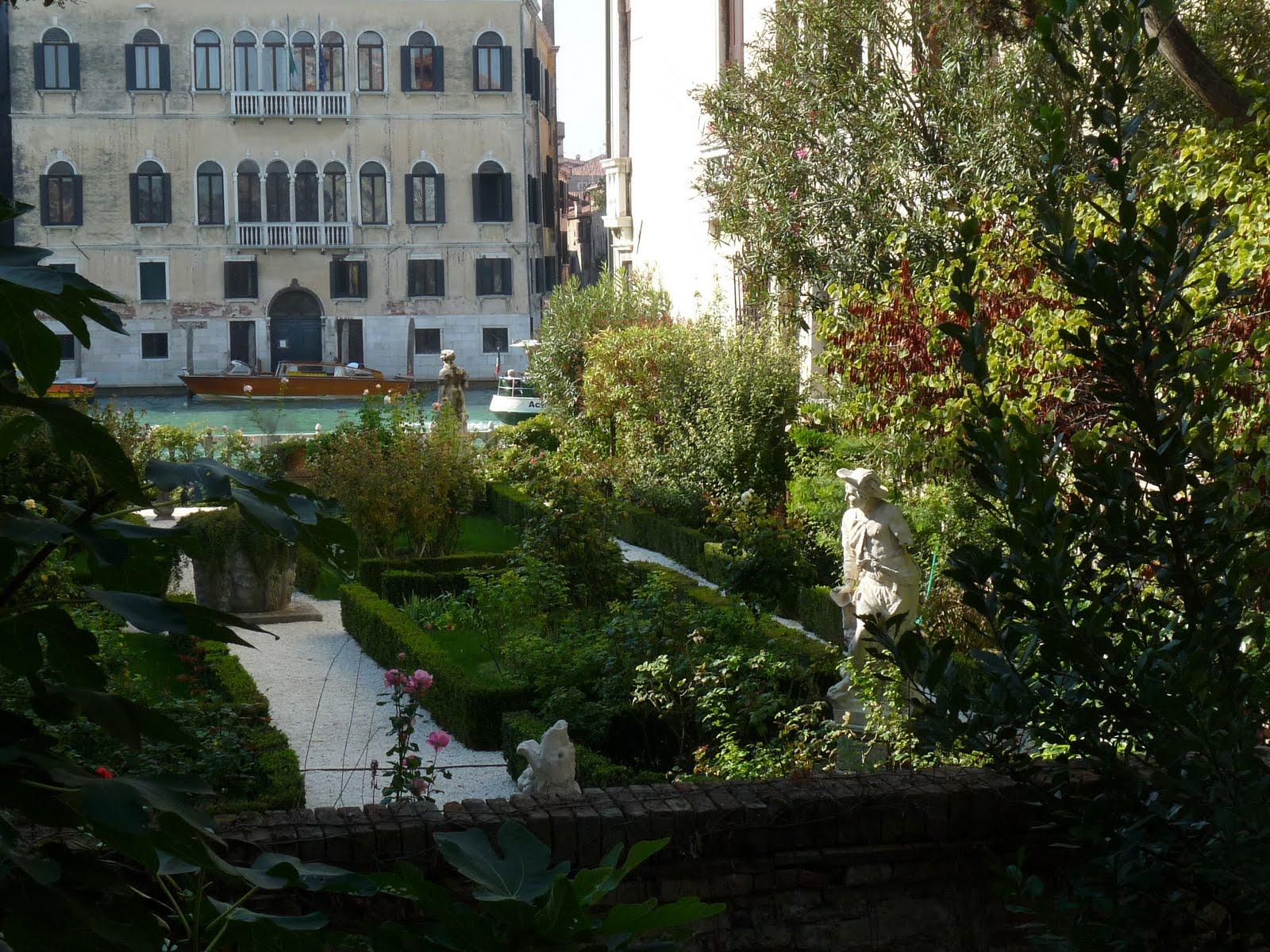 Cover Giardino di Palazzo Cappello Malipiero
