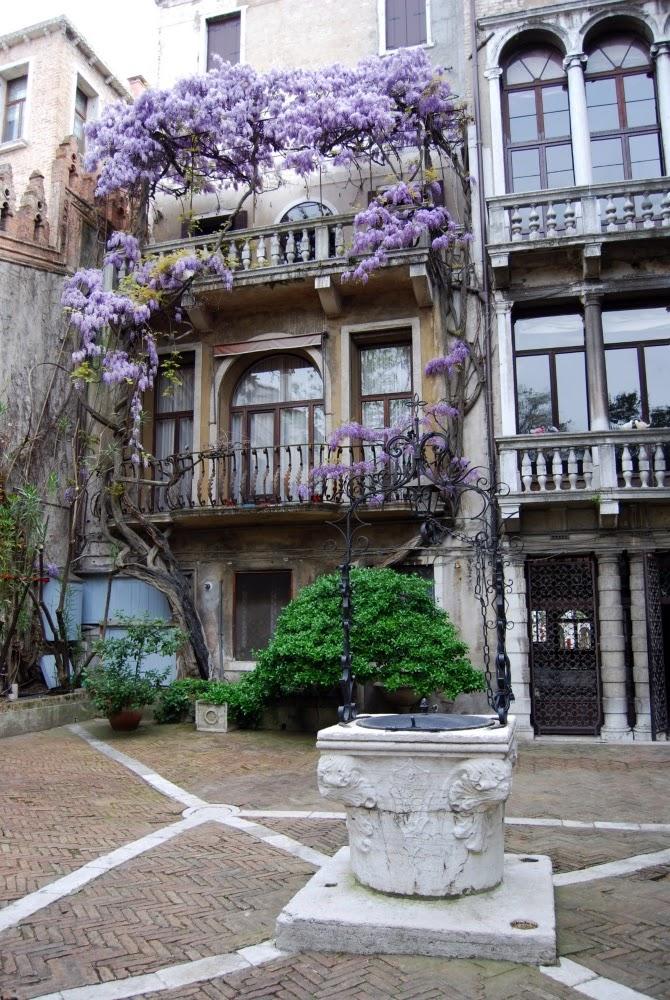 Cover Giardino di Palazzo Giustinian