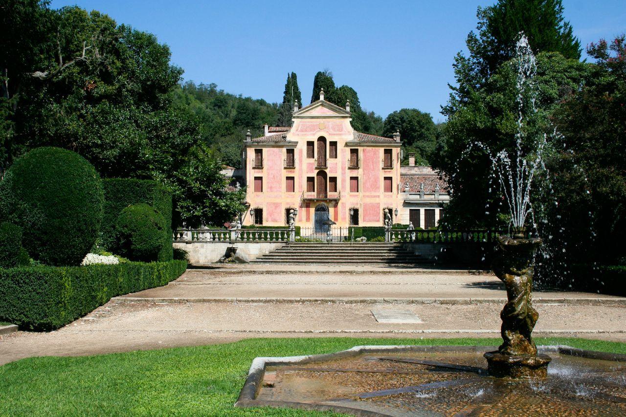 Cover Giardino Monumentale di Valsanzibio