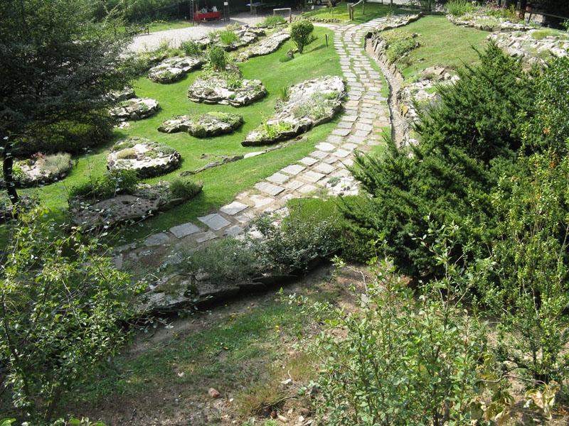 Cover Giardino Botanico Alpinia