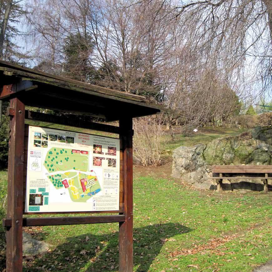 Cover Giardino Botanico Rea