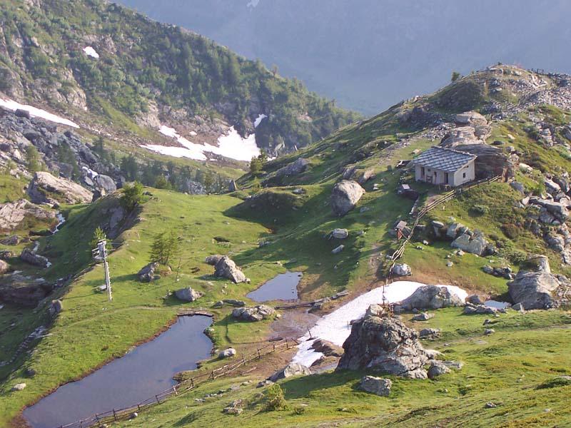 Cover Giardino Botanico Alpino Bruno Peyronel