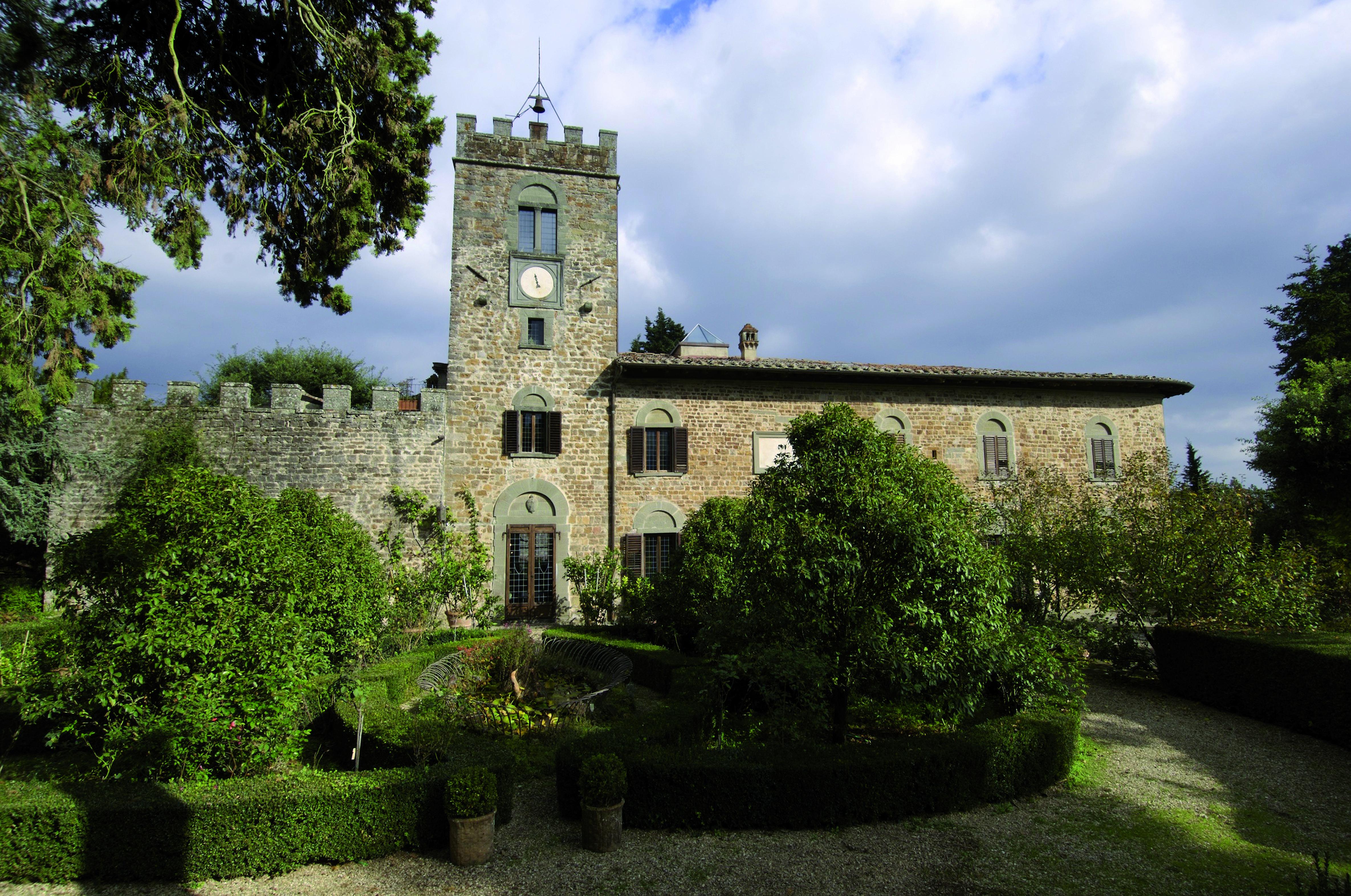 Cover Castello di Querceto