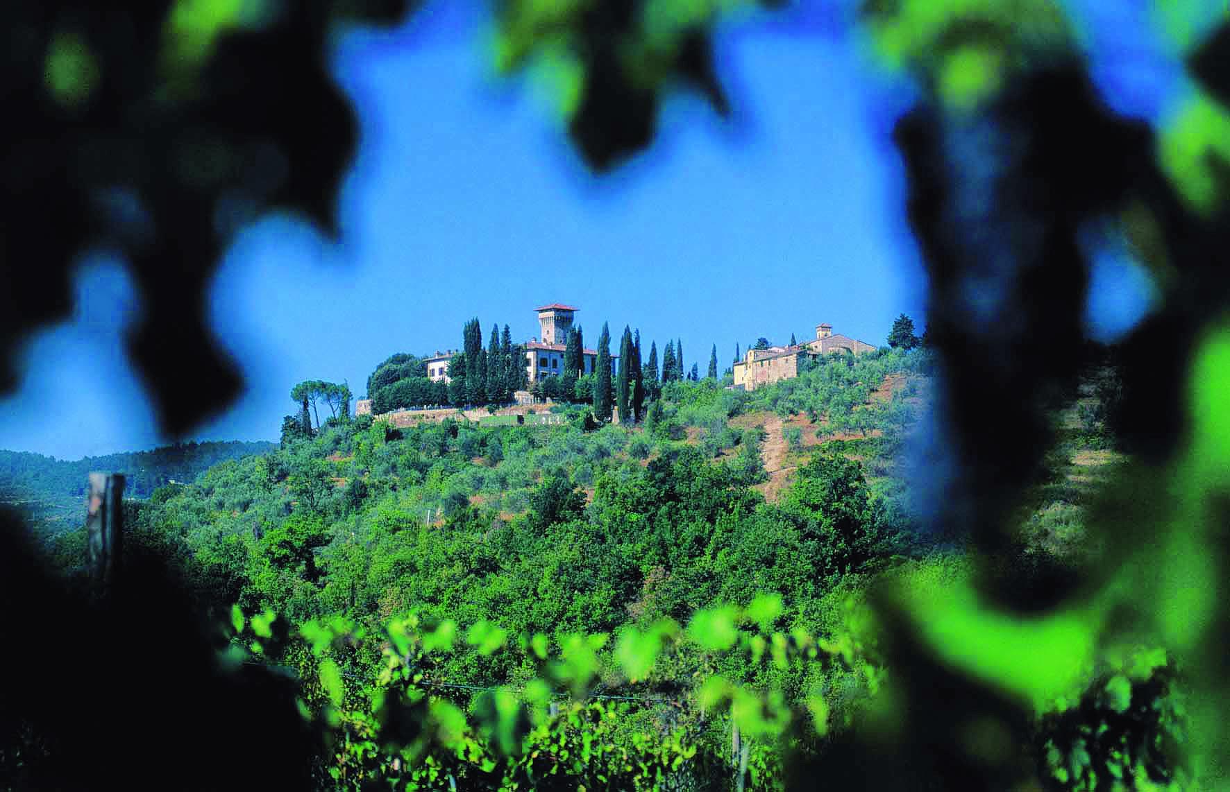 Cover Castello Vicchiomaggio