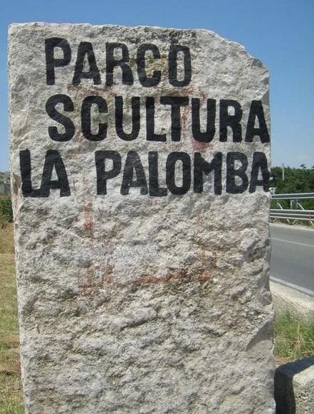 "Cover Parco Scultura ""La Palomba"""
