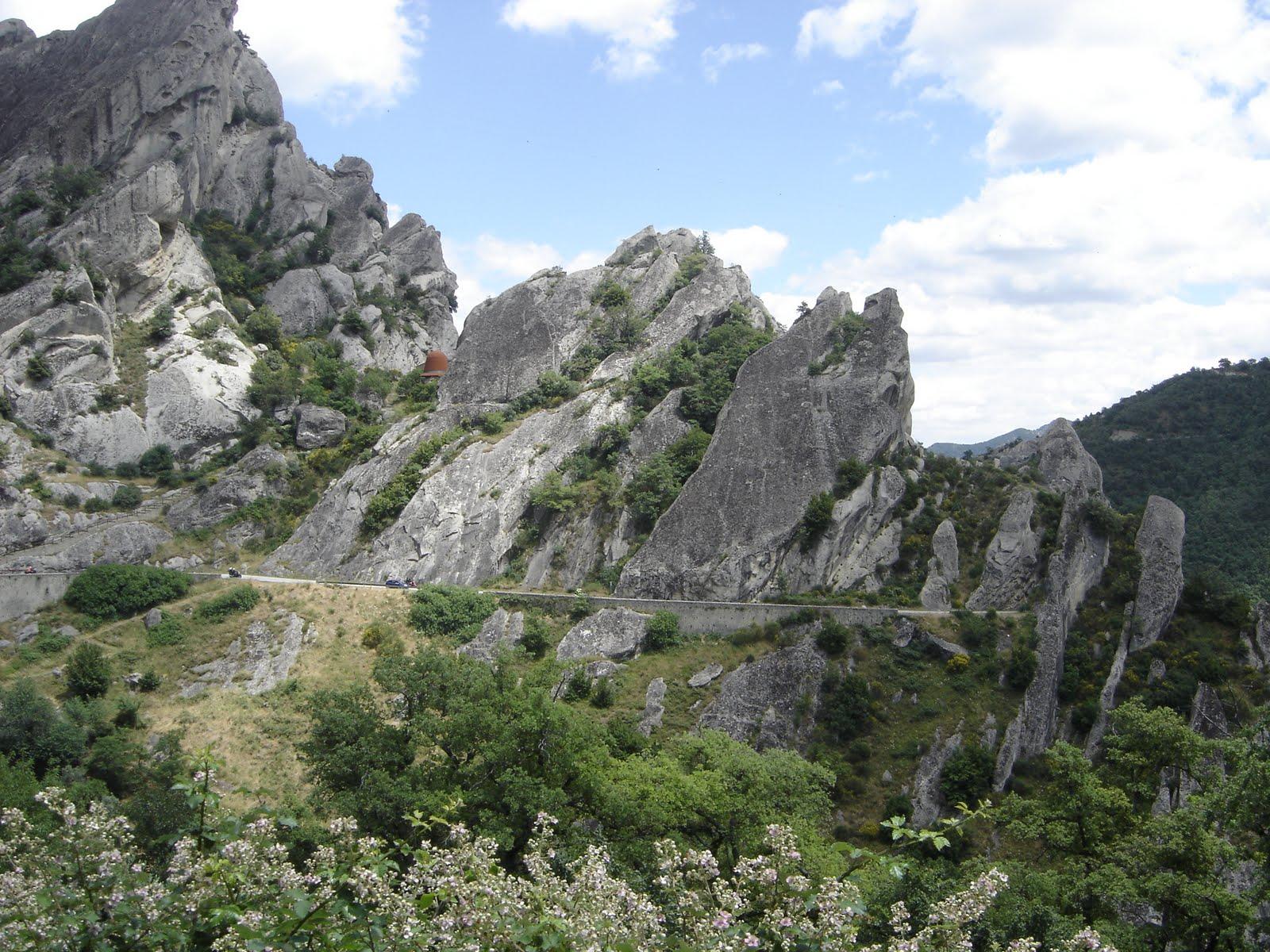 Cover Parco di Gallipoli Cognato Piccole Dolomiti Lucane