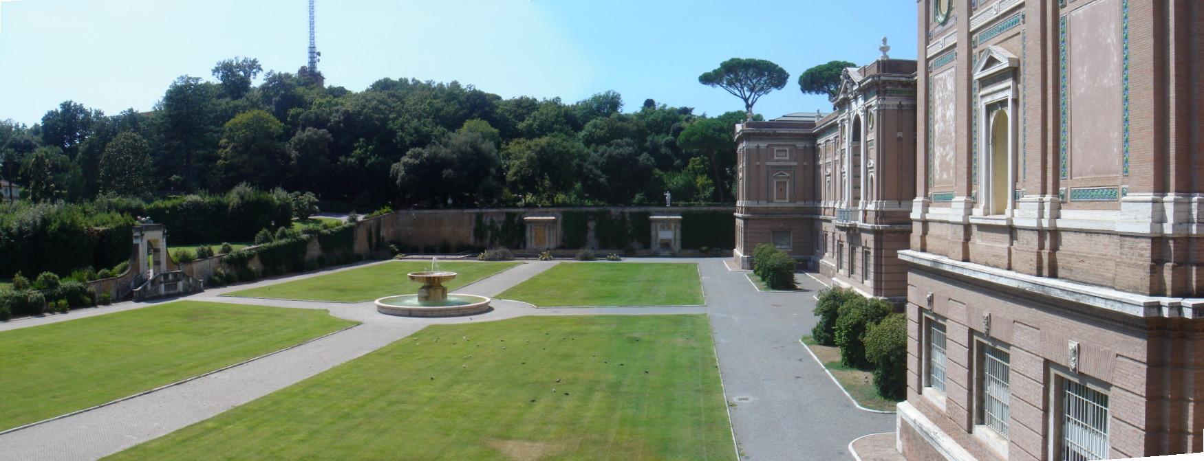 Giardini Del Vaticano Luoghi Italianbotanicaltrips