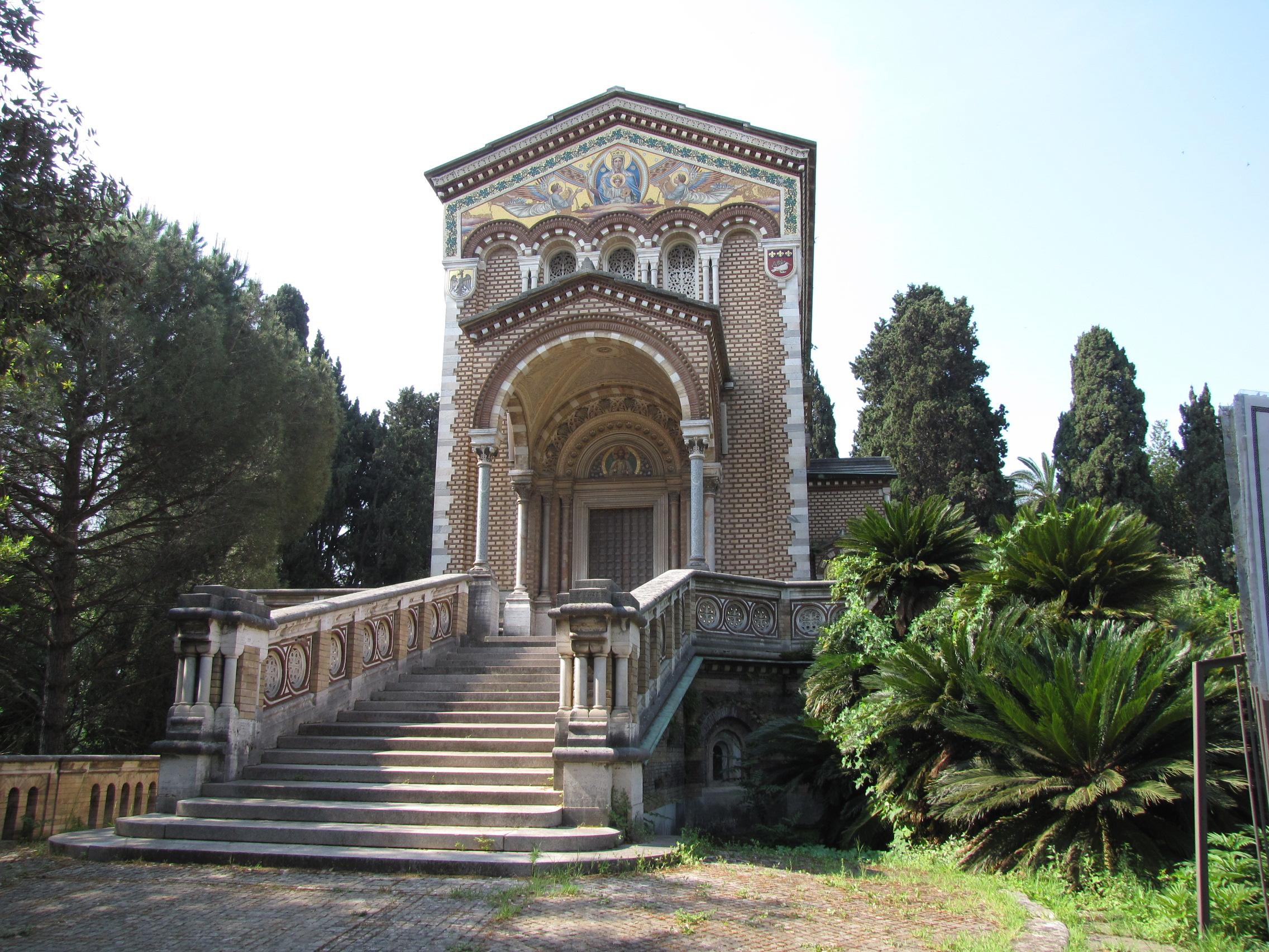 Cover Villa Doria Pamphilj