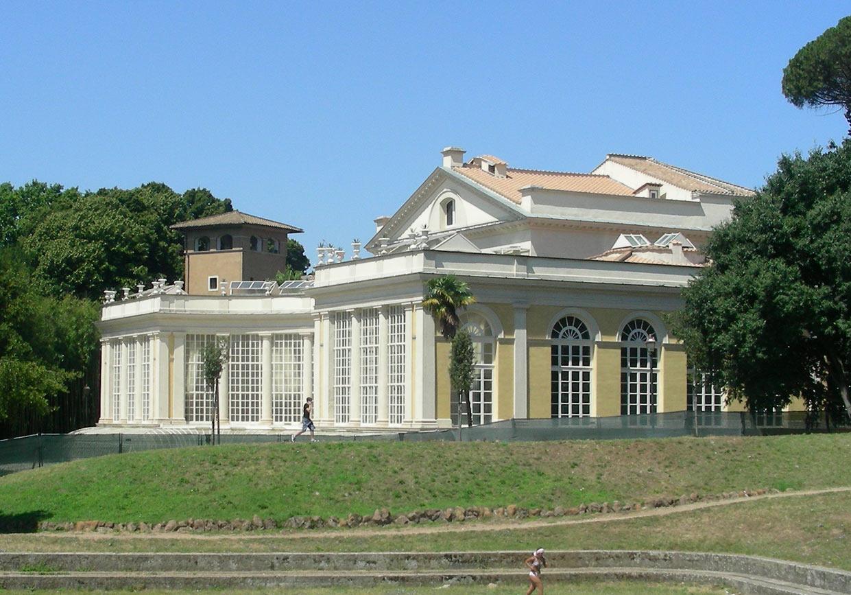 Cover Villa Torlonia