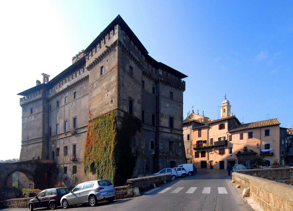 Cover Castello Ruspoli di Vignanello