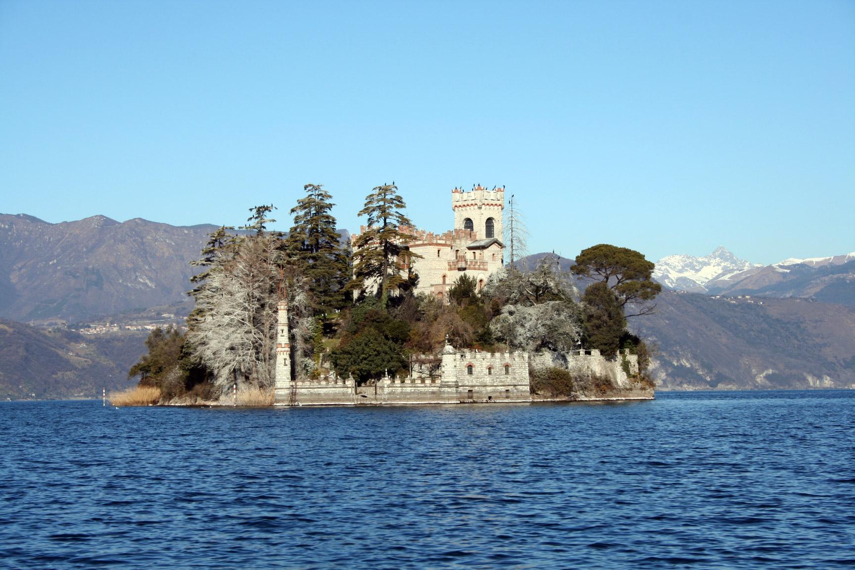 Cover Castello Isola di Loreto