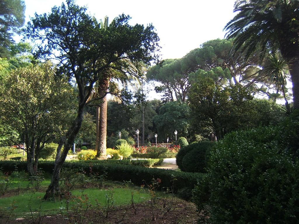 """Cover Villa Comunale """"Carlo Ruggiero"""""""