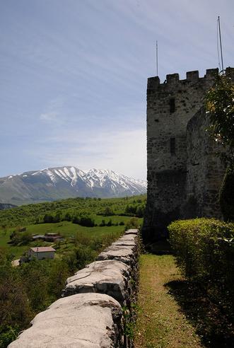 Cover Castello di Salle