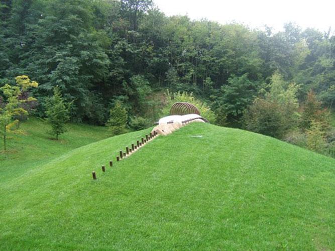 Cover Parco delle sculture in Franciacorta
