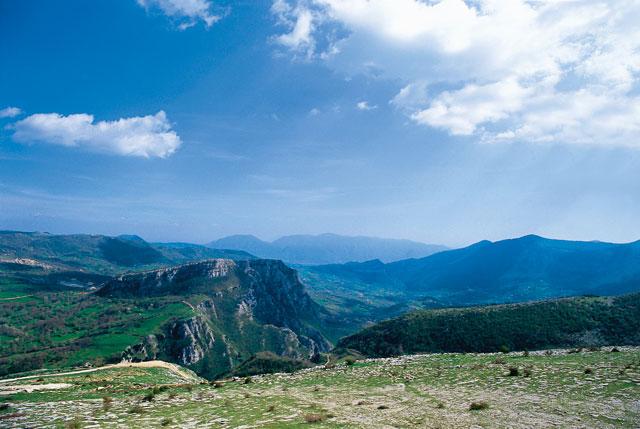 Cover Parco Regionale del Matese