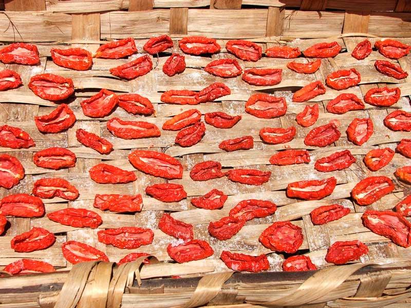 Cover Pomodori secchi sott'olio