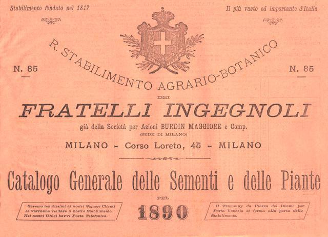 Cover Fratelli Ingegnoli