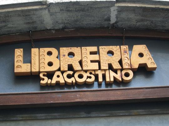 Cover Libreria Sant'Agostino