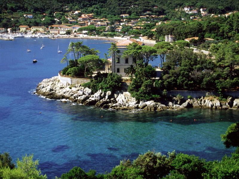 Cover Parco Nazionale dell'Arcipelago Toscano