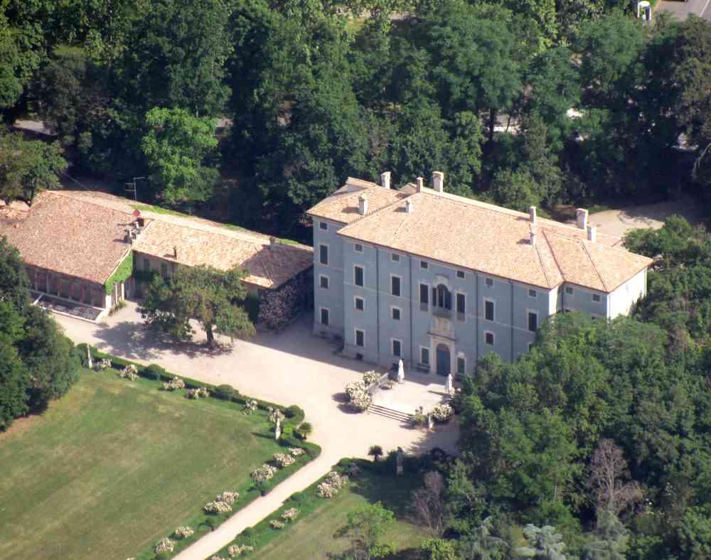 Cover Giardino di Villa Malenchini