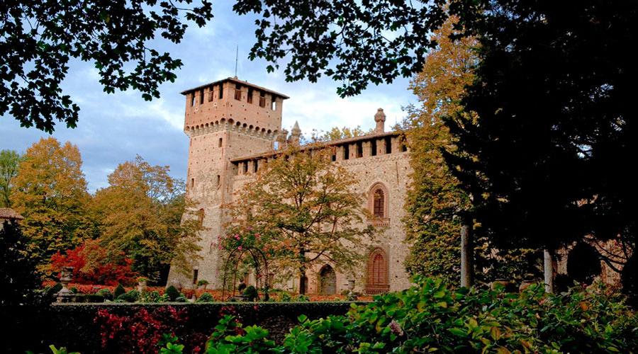 Cover Parco del Castello di Grazzano Visconti