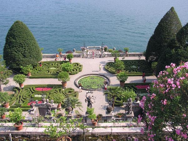 Cover Isola Bella – Palazzo Borromeo
