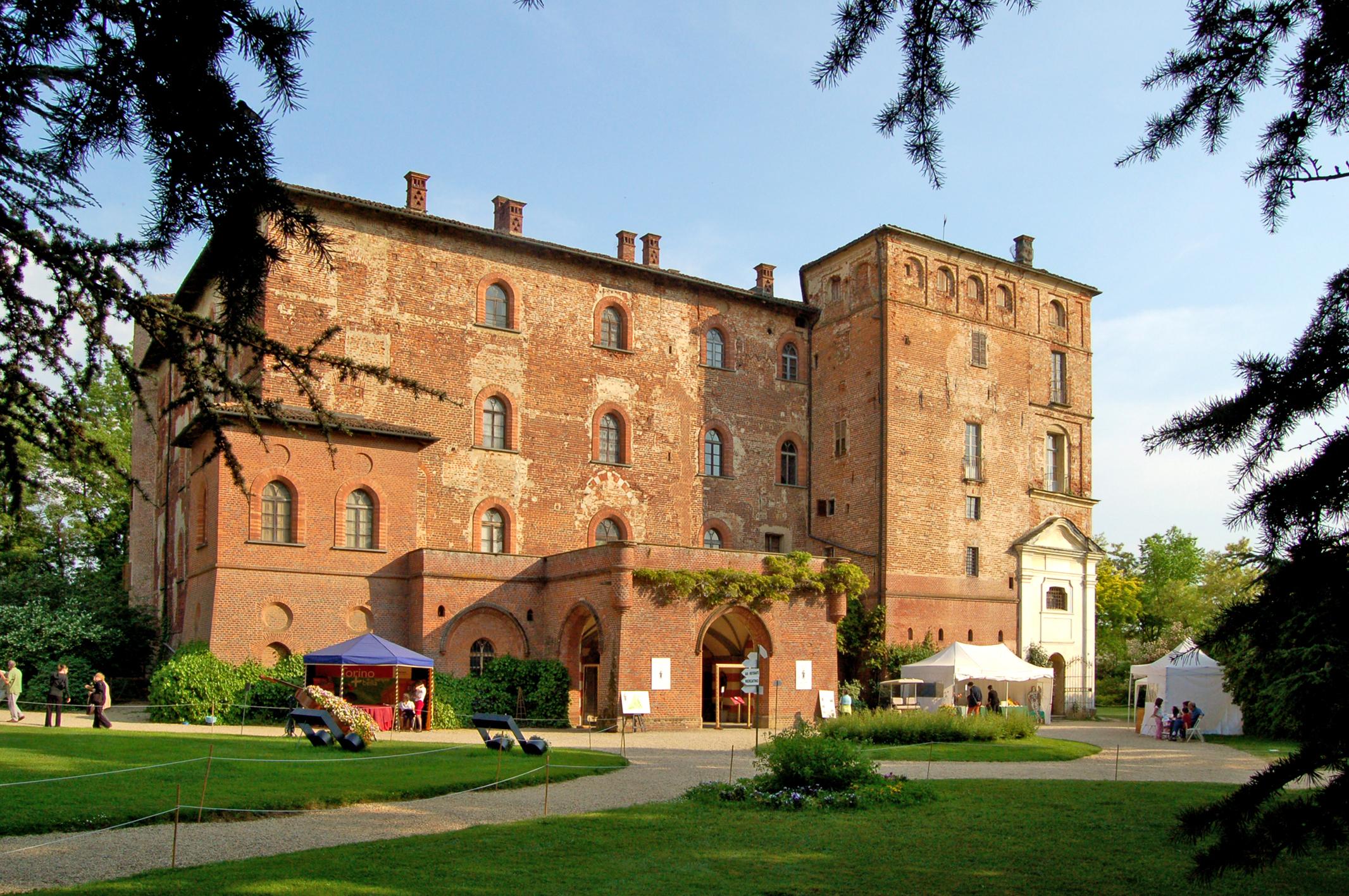 Cover Castello di Pralormo