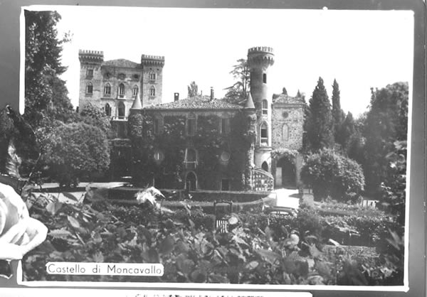 Cover Castello di Montecavallo