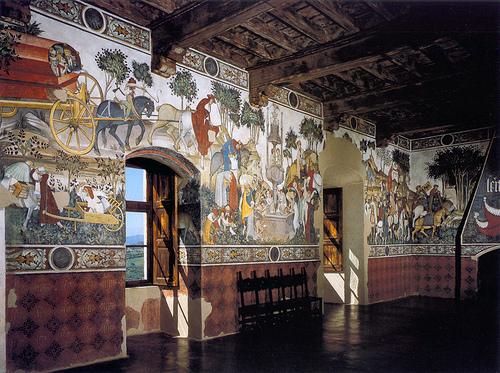 Cover Castello della Manta