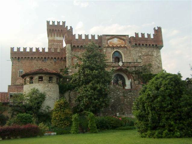Cover Castello dei Marchesi di Saluzzo