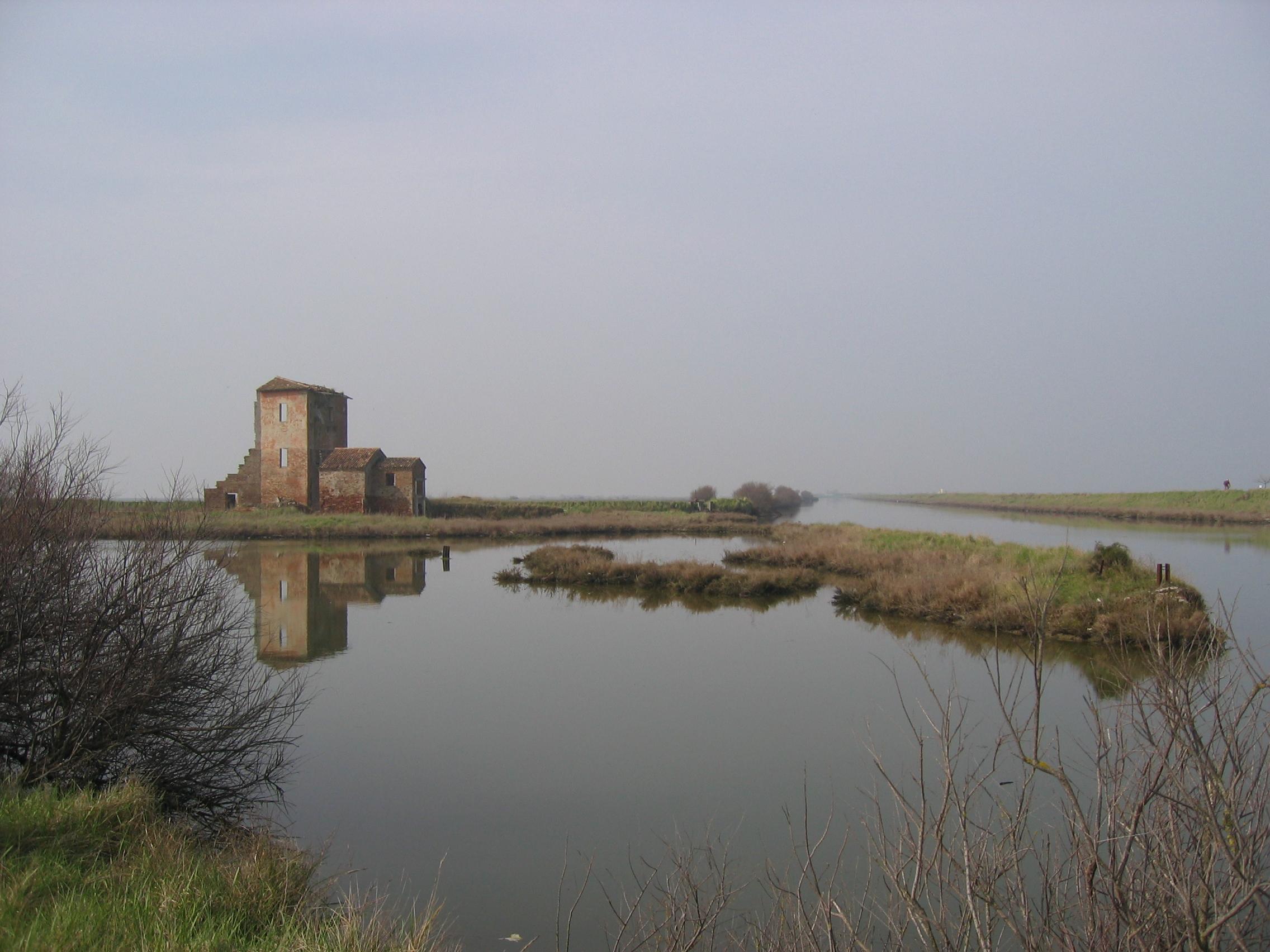 Cover Parco Regionale del Delta del Po